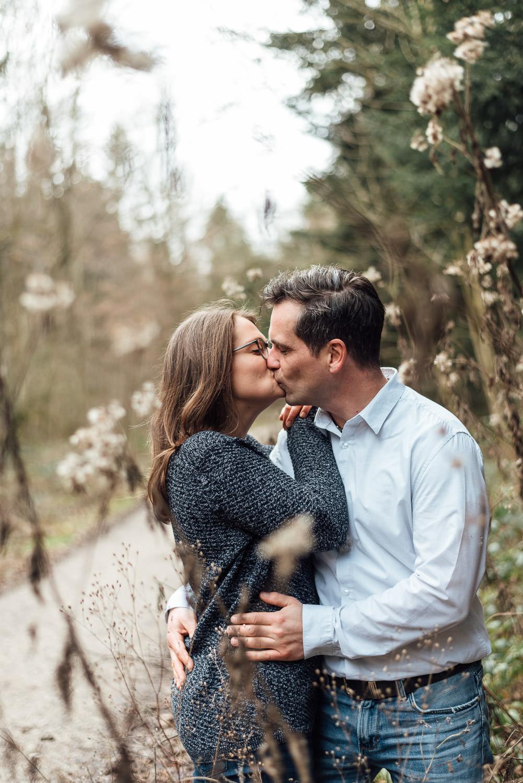 Natürliche Paarbilder im Wald vom Fotograf in Freising